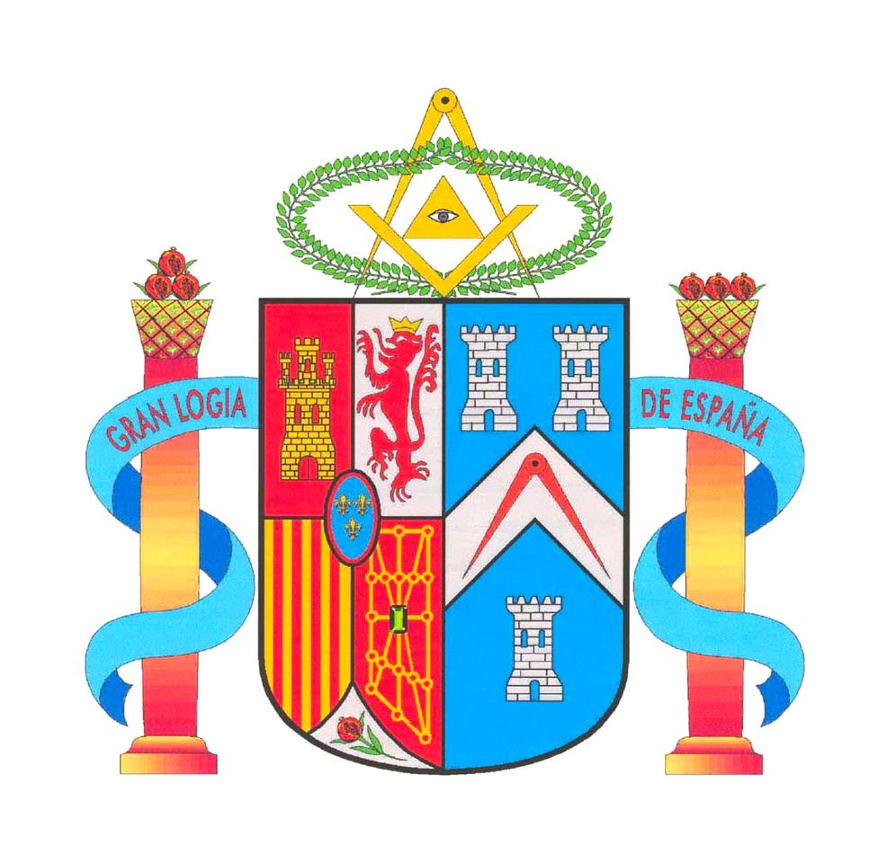 Escudo - Gran Logia de España